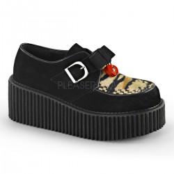 Pantofi demonia lolita gotic tigru CREEPER 213
