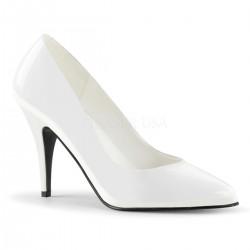 Pantofi de mireasa comozi toc mediu marimi mari VANITY 420
