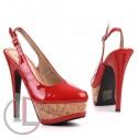 Pantofi 1968 Rosu