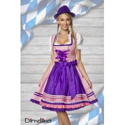 Costum oktoberfest rochie berar festivalul berii Dirndl 0019