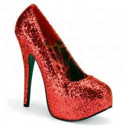 Pantofi TEEZE 06 GW Rosu