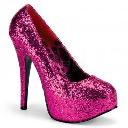 Pantofi TEEZE 06 GW Roz