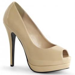 Pantofi BELLA 12 Nude
