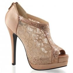 Pantofi BELLA 26 Crem