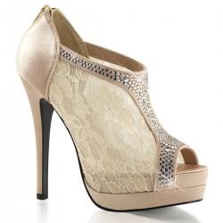 Pantofi BELLA 26 Sampanie