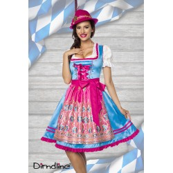 Costum Oktoberfest rochie berar festivalul berii 0017