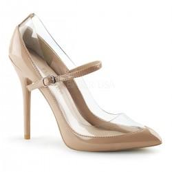 Pantofi AMUSE 21 stiletto comozi toc inalt