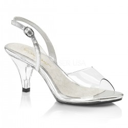 Sandale cu toc mic marimi mari BELLE 350