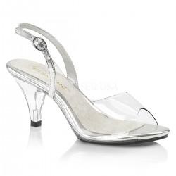 Sandale cu toc mic BELLE 350