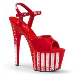 Sandale papuci cu toc inalt dansatoare ADORE 709 VLRS
