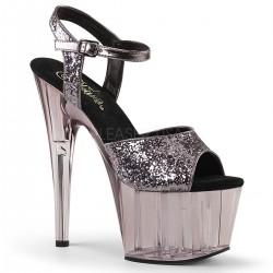 Sandale papuci dansatoare toc inalt de club ADORE 710 GT