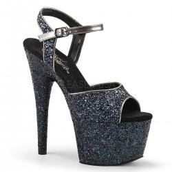Sandale papuci cu platforma inalta dansatoare ADORE 710 LG
