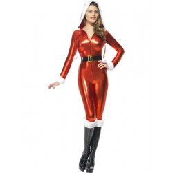 Costum Santa