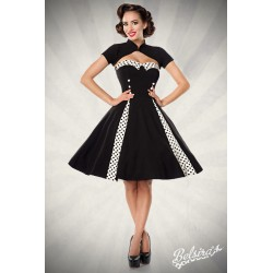 Rochie Vintage rockabilly retro pin up