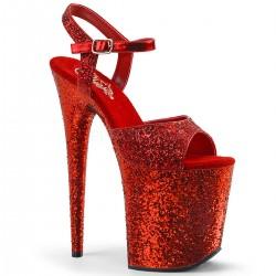 Sandale dans la bara papuci cu platforma inalta FLAMINGO 810 LG