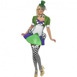 Costum Miss Hatter