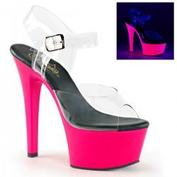 Sandale neon sexy club comode ASPIRE 608 UV