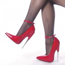 Pantofi fetish erotic cu toc inalt videochat SCREAM 12