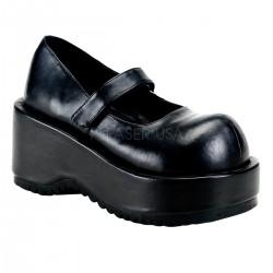 Pantofi stil gotic punk demonia DOLLY 01