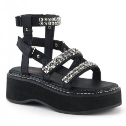 Sandale stil gotic demonia EMILY 100