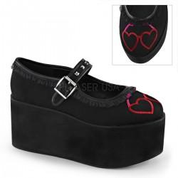 Pantofi demonia stil gotic lolita CLICK 02 1