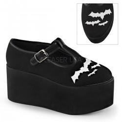 Pantofi stil lolita, gotic, Brand Demonia CLICK 04 2