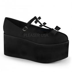 Pantofi lolita gotic demonia platforma inalta CLICK 08