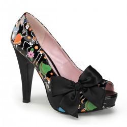 pantofi pin up rockabilly retro comozi BETTIE 13