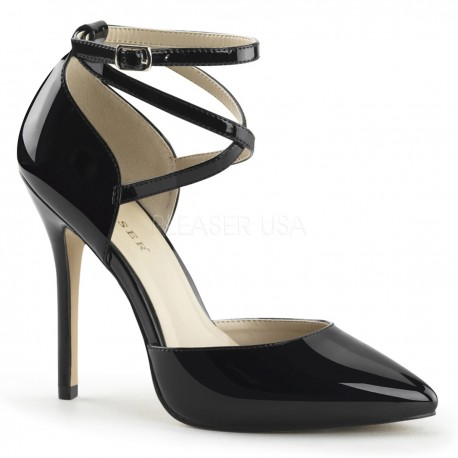 Pantofi stiletto office toc inalt comozi AMUSE 25