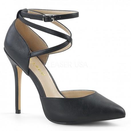 Pantofi office stiletto comozi toc inalt AMUSE 25