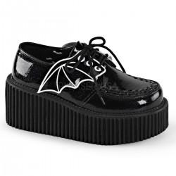 Pantofi gotic demonia lolita CREEPER 205