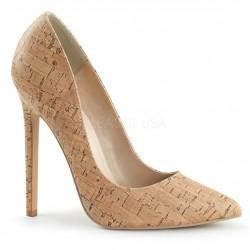 Pantofi SEXY 20 stiletto pluta toc inalt
