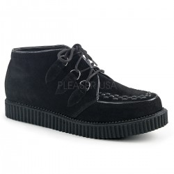 Pantofi V-CREEPER 607 stil gotic demonia barbati talpa lata