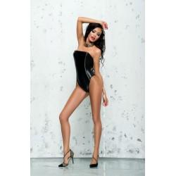 Fanny Black Body lenjerie erotica