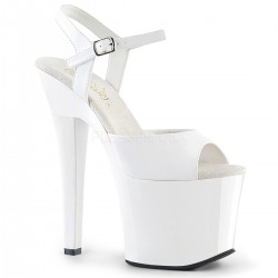 Sandale RADIANT 709 platforma toc inalt papuci dans la bara