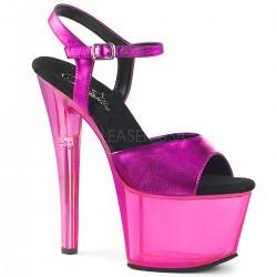 Sandale cu platforma inalta papuci dansatoare sexy club SKY 309 MT