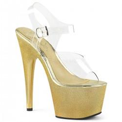 Sandale ADORE 708 HG cu toc inalt papuci dansatoare de club