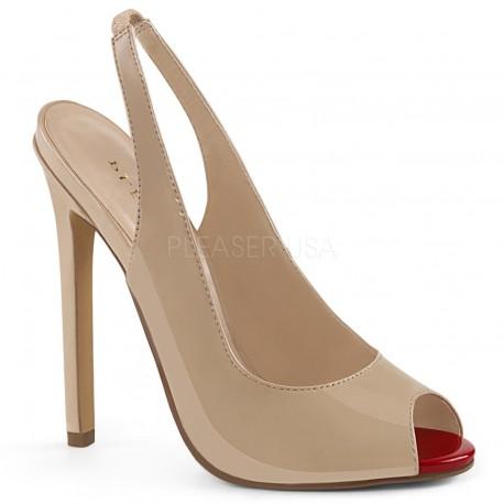 Sandale cu toc inalt elegante marimi mari SEXY 08