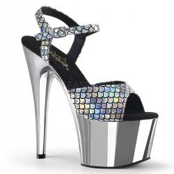Sandale cu toc inalta papuci dansatoare sexy club ADORE 709 MG