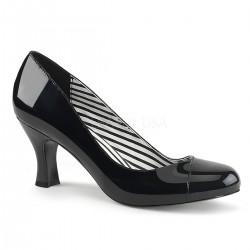 Pantofi comozi cu toc mic marimi mari marimea 42 JENNA 01