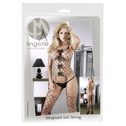 Bodystocking plasa 1326