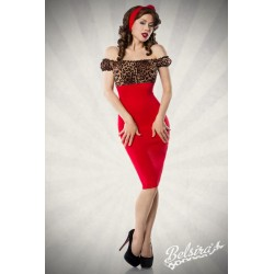 Rochie Pin Up Leopard