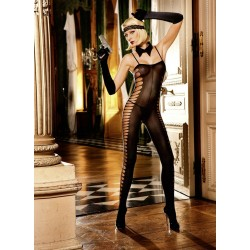 Bodystocking Jaquard 270
