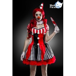 Costum Clown Horror 0005