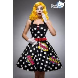 Costum Pop Art