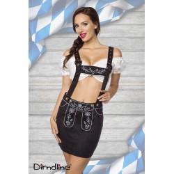 Costum Dirndl 0028 negru