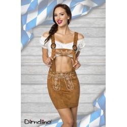 Costum Dirndl 0028 maro