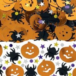Confeti metalic Halloween
