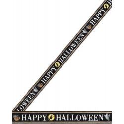 Baner Happy Halloween Ghostly