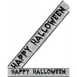 Baner Happy Halloween Folie